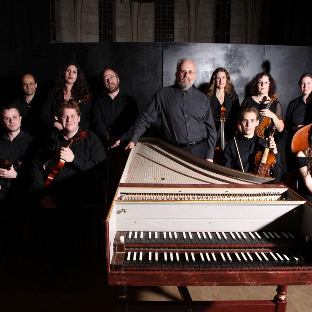תזמורת הבארוק ירושלים - 400 שנים למלחמת 30 השנים
