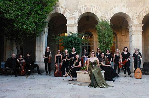 תזמורת הבארוק - מופע בהיכל התרבות