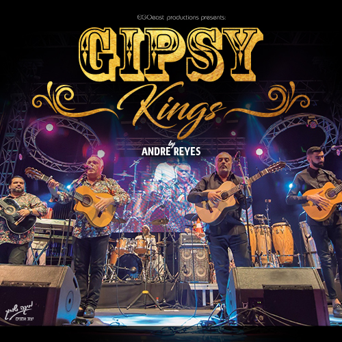 Gipsy kings - tel aviv