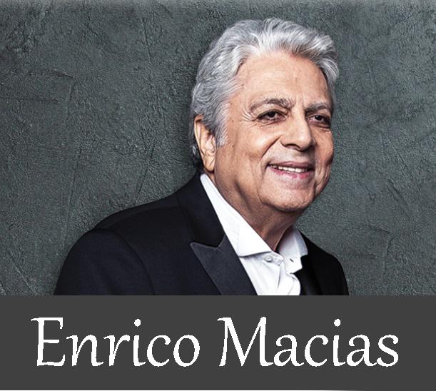 אנריקו מסיאס - היכל התרבות 2020