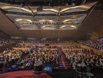 Tedx באולם היכל התרבות
