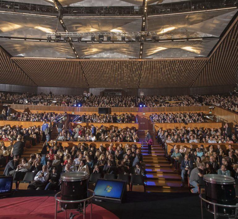 תמונת קהל טדקס 2016