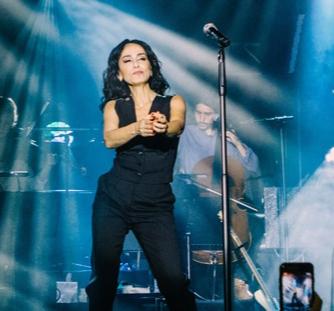 מופע של ריטה בהיכל התרבות תל אביב