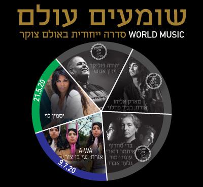 סדרת שומעים עולם 2020