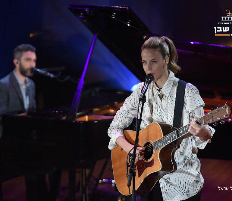 רונה שלומי ופסנתר